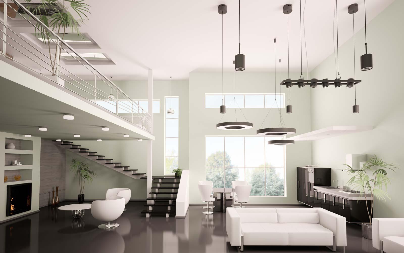 Haus mit Smart Home