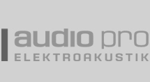 Audio Pro Distrbutor für Audiotechnik
