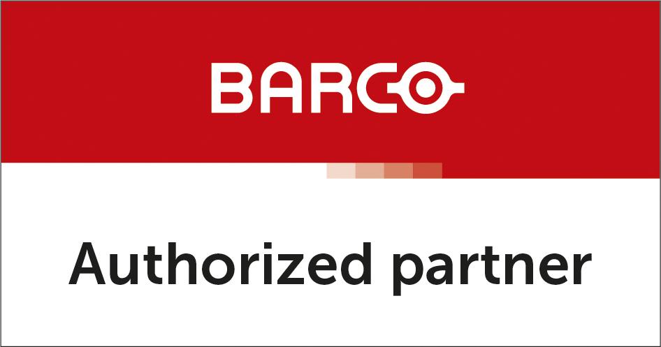 Barco Autorisierter Partner