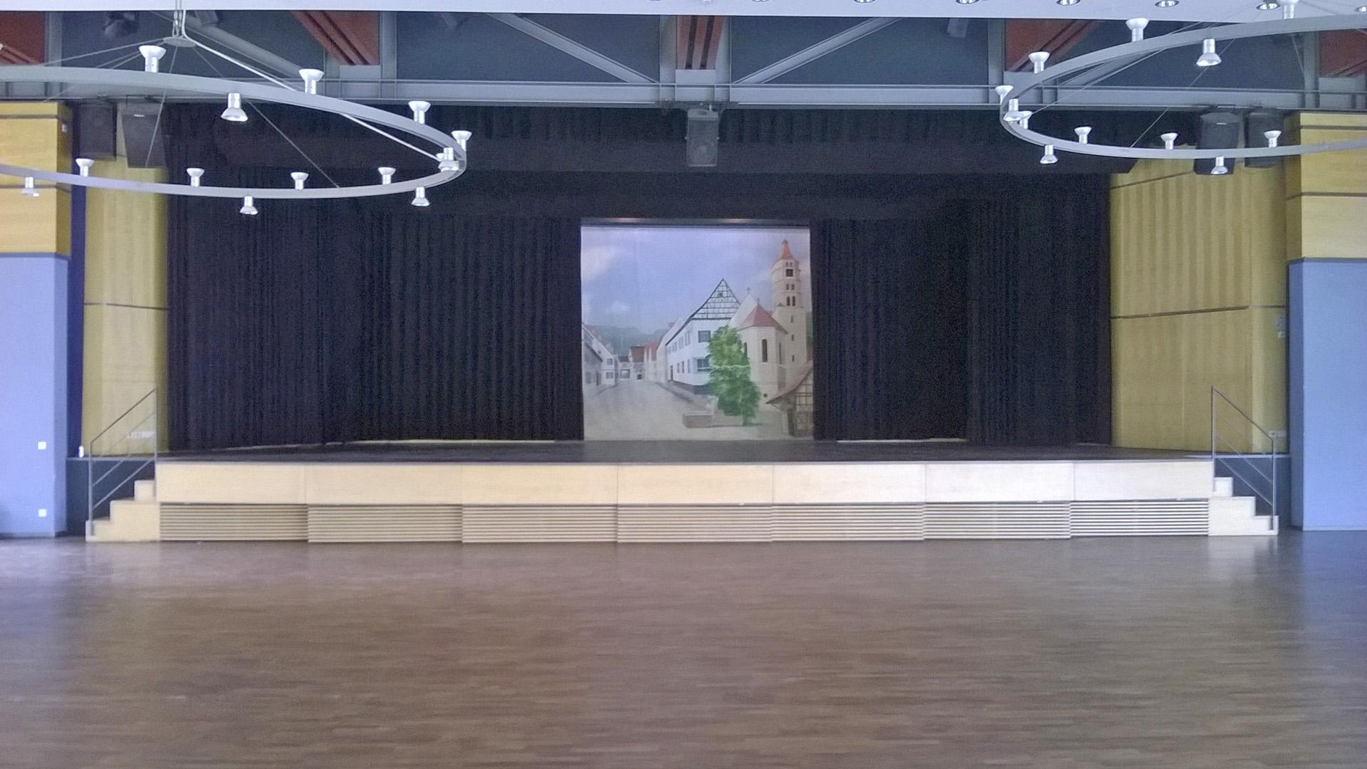 Festsaal, Rechberghausen