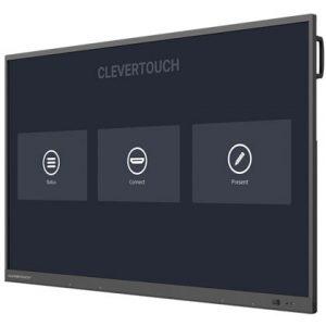 Clevertouch Interaktiv Display
